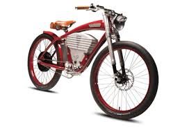 vintage electric bikes old charms new technology cleantechnica