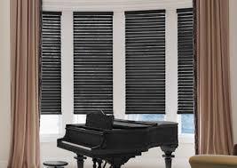 dark wood blinds.  Blinds Window Covering Ideas U0026 Inspiration Dark Wood Blinds In