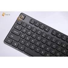 Bộ bàn phím, chuột không dây Xiaomi WXJS01YM - Phụ kiện phím chuột văn  phòng