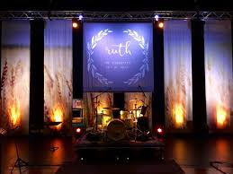 church lighting design ideas. Field Strips From Mission Hills In Littleton, CO   Church Stage Design Ideas Lighting A