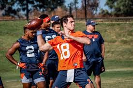 Brandon Peters' 1st 3 college seasons were a roller coaster. Now he's out  to prove himself as Illinois' starting QB: 'It gives you a fire inside.' -  Chicago Tribune
