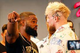 Pt (approximate) the jake paul vs. Jake Paul Vs Tyron Woodley Uk Start Time Tv Channel Live Stream And Undercard Mirror Online