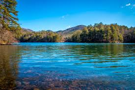 Revitalized in the 1960s to resemble a german alpine village, helen, georgia, is a small mountain town on the chattahoochee river about 85 miles northeast of atlanta. Unicoi State Park Lodge Camping Hiking Near Helen Ga Blue Ridge Mountains Travel Guide