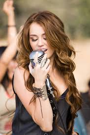 For special teen video miley