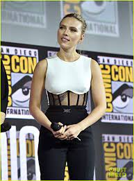 Scarlett Johansson Joins Star-Studded ...