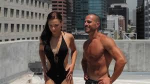 Julien Greaux & Alysha Noel Harris: 2012 Powertec Model & Fitness ...