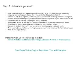 how to write a personal essay about yourself writing introductions help writing admissions essays
