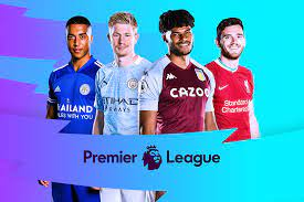 2021/22 Premier League fixtures ...