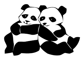 Small Picture Printable Coloring Pages Of Pandas Coloring Coloring Pages