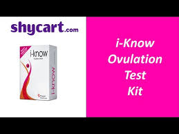 I Know Ovulation Kit Online At Rs 437 I Know Kit I Know