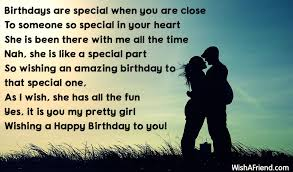 Birthday Quotes For Wife Extraordinary Birthdays Are Special When You Are Birthday Quote For Wife