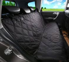 quilted pet dog car rear seat cover protector for vauxhall zafira 05 on