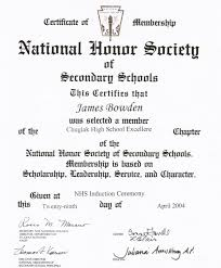 Recommendation Letter For National Honor Society Images - Letter .