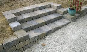 how to lay paver patio steps ideas