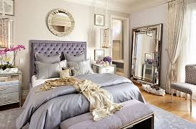 ... Eclectic bedroom that oozes luxury [Design: Tara Dudley Interiors]