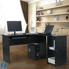 home office desk corner. desk jazz oak corner pc best computer reviews songmics l shaped home office o