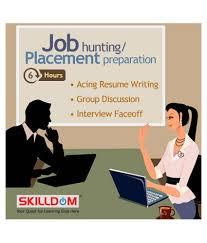 Resume Preparation Online Job Hunting Placement Preparation Acing Resume Writing