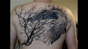 ворончто означает татуировка обзор тату ворона фото