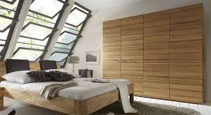 Schlafzimmer Schranksystem Aus Massiver Kernbuche Anjo