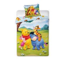 disney winnie the pooh piglet eeyore tigger baby toddler bedding set 100 cotton