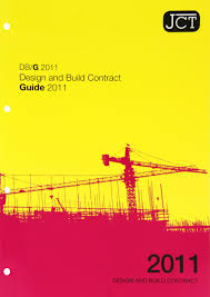 Db Design And Build Jct Design And Build Contract Guide 2011 Amazon Co Uk
