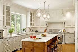 Beautiful Pendant Light Fixtures For Kitchen With Clear Glass Ideas