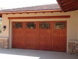 modern design wood stained garage doors wood stained garage doors by carriage house ads custom modern