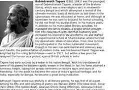 short essay on rabindranath tagore college essays short essay on rabindranath tagore in bengali future