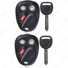 2 New Replacement for LHJ011 Keyless Entry Remote Fob Transmitter ...