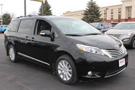 Toyota Sienna in Dubuque, IA | Anderson Weber Toyota
