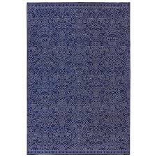 mohawk home marrakesh indigo indoor moroccan area rug common 8 x 10 actual