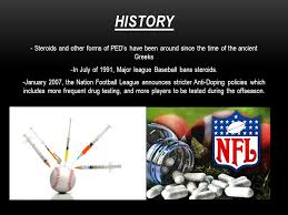 steroids in sports carson miller why steroids and other   performance enhancing drugs need to be banned from sports completely 3 history steroids