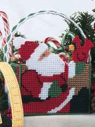 Free Plastic Canvas Christmas Patterns Beauteous Free Plastic Canvas Patterns For Holidays Special Occasions