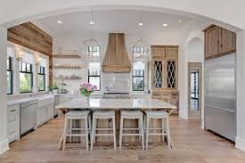 20 farmhouse kitchens for fixer upper style industrial flare intended for farmhouse kitchen countertops