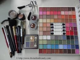 eyeshadow 1 from vov 98 in 1 kit eyeshadow 2 l 39 oreal paris infallible eyeshadow bridal makeup