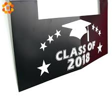 diy photo frame prop photo booth frame prop luxury class of frame graduation party decoration diy diy photo frame