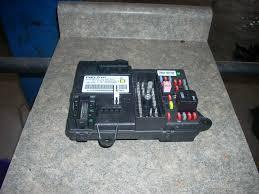 2009 pontiac g6 under dash fuse box bcm 25900930