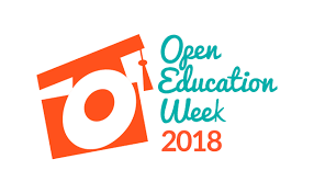 open education week 2018