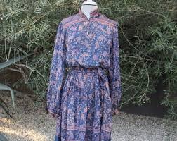 <b>Floral silk dress</b> | Etsy