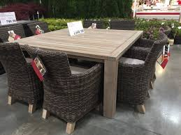 costco patio furniture dining sets. outstanding patio costco dining sets home interior decorating ideas inside teak furniture modern z
