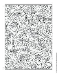 Small Picture Flower Designs Coloring Book Flower designs Coloring books and