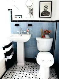 black and white floor tiles interior decorating vintage black and white bathroom small home decoration ideas retro black white bathroom floor black white