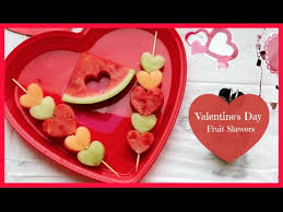 valentine s day fruit skewers