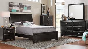 contemporary black bedroom furniture. shop now contemporary black bedroom furniture r