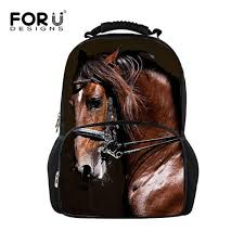 Wholesale <b>FORUDESIGNS 3D</b> Animal <b>Printing</b> Backpacks For Men ...