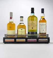 Classic Malts Display Stand Item Whisky Hammer 19