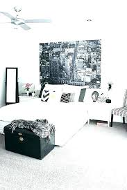 Teal Black And White Bedroom Black White Gold Bedroom Black White ...