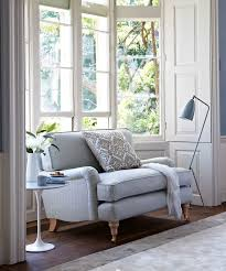 Bay window sofa