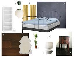 Bedroom Mood Board Mood Boards The House On Penny Lane