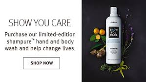now on to limited edition shure hand and body wash to support clean makeup